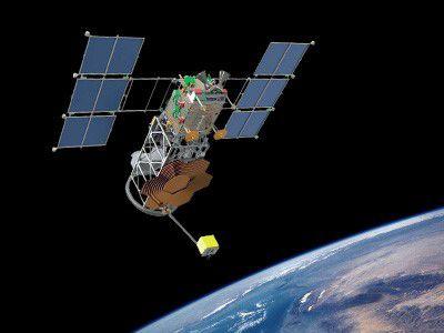 Российский университетский спутник «Ломоносов»:  12 месяцев полета