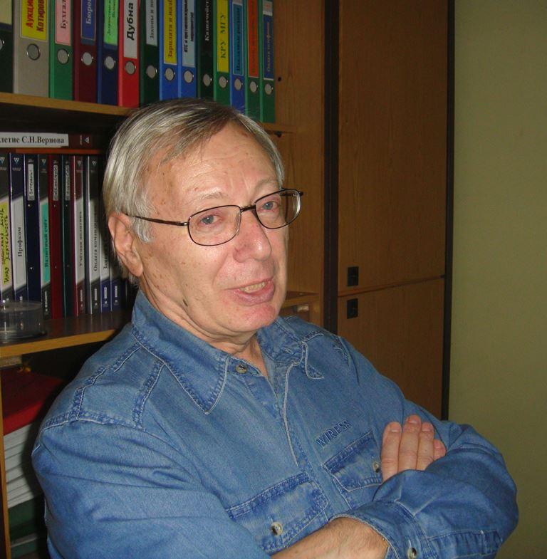 Ушел из жизни Валерий Авенирович Воронов