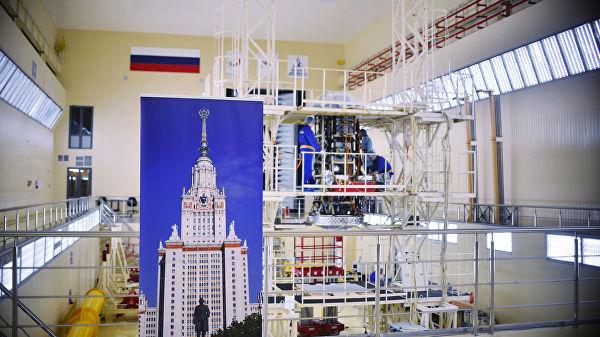 Российский спутник засек неизвестные науке физические явления