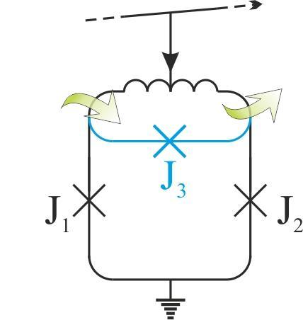 Новая сверхпроводниковая обратимая схема для логических элементов супе...