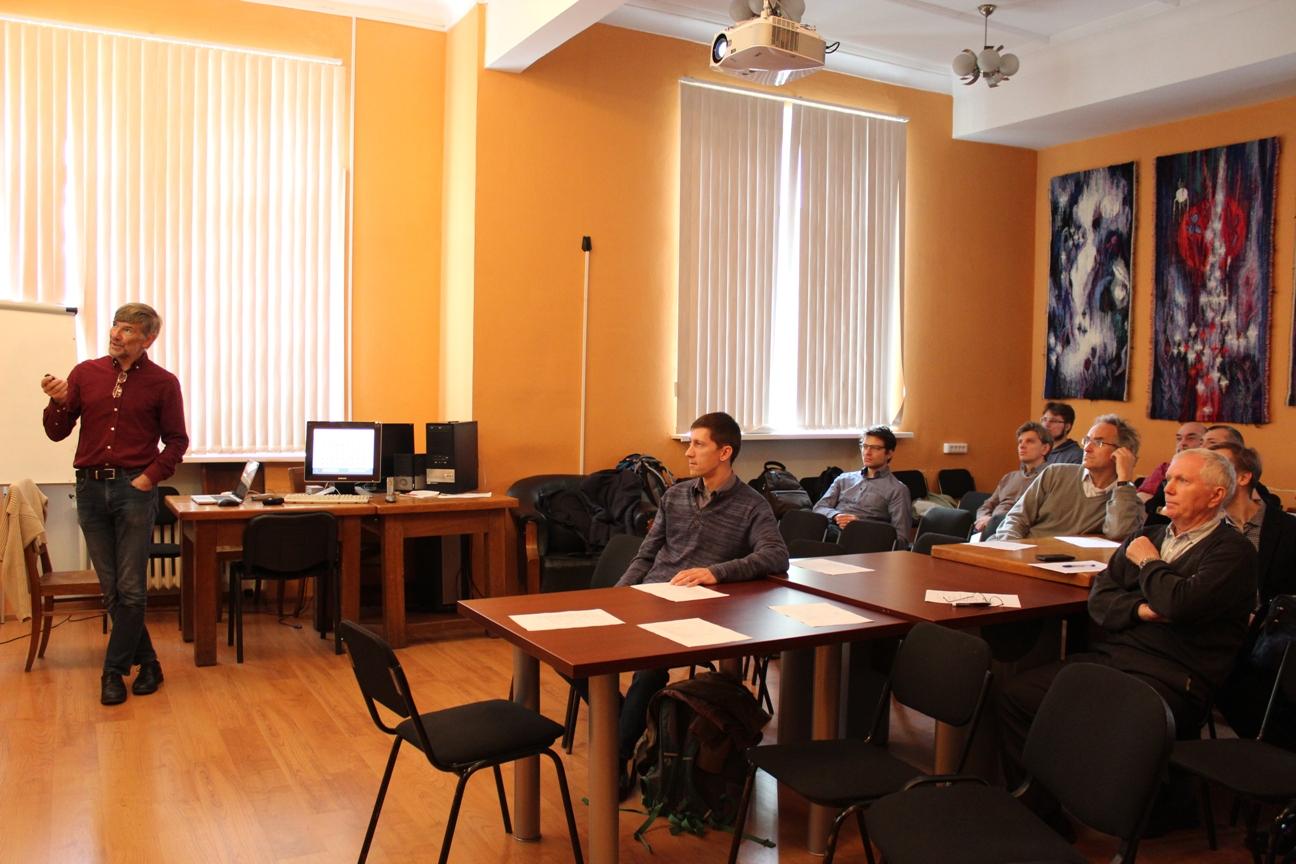 Рабочее совещание по проекту P2O (Protvino-to-ORCA)