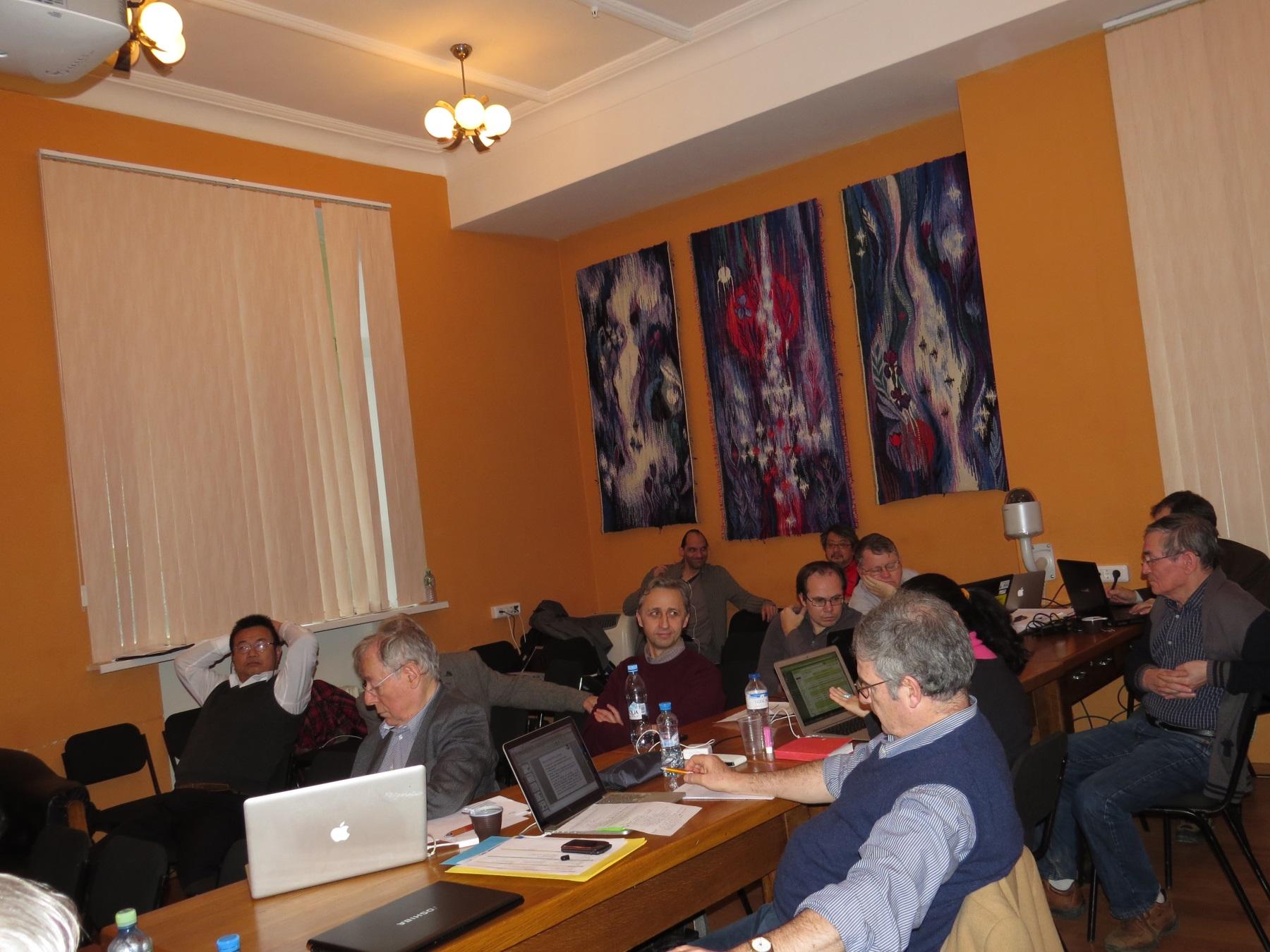 Международное совещание, на котором обсудили возможности объединения д...