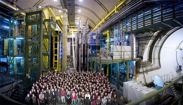 Новые загадки Большого адронного коллайдера