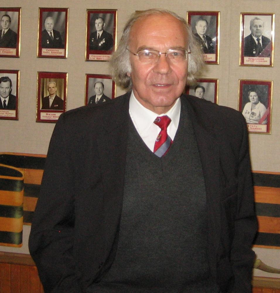 Виктор Иванович Саврин (НИИЯФ МГУ)