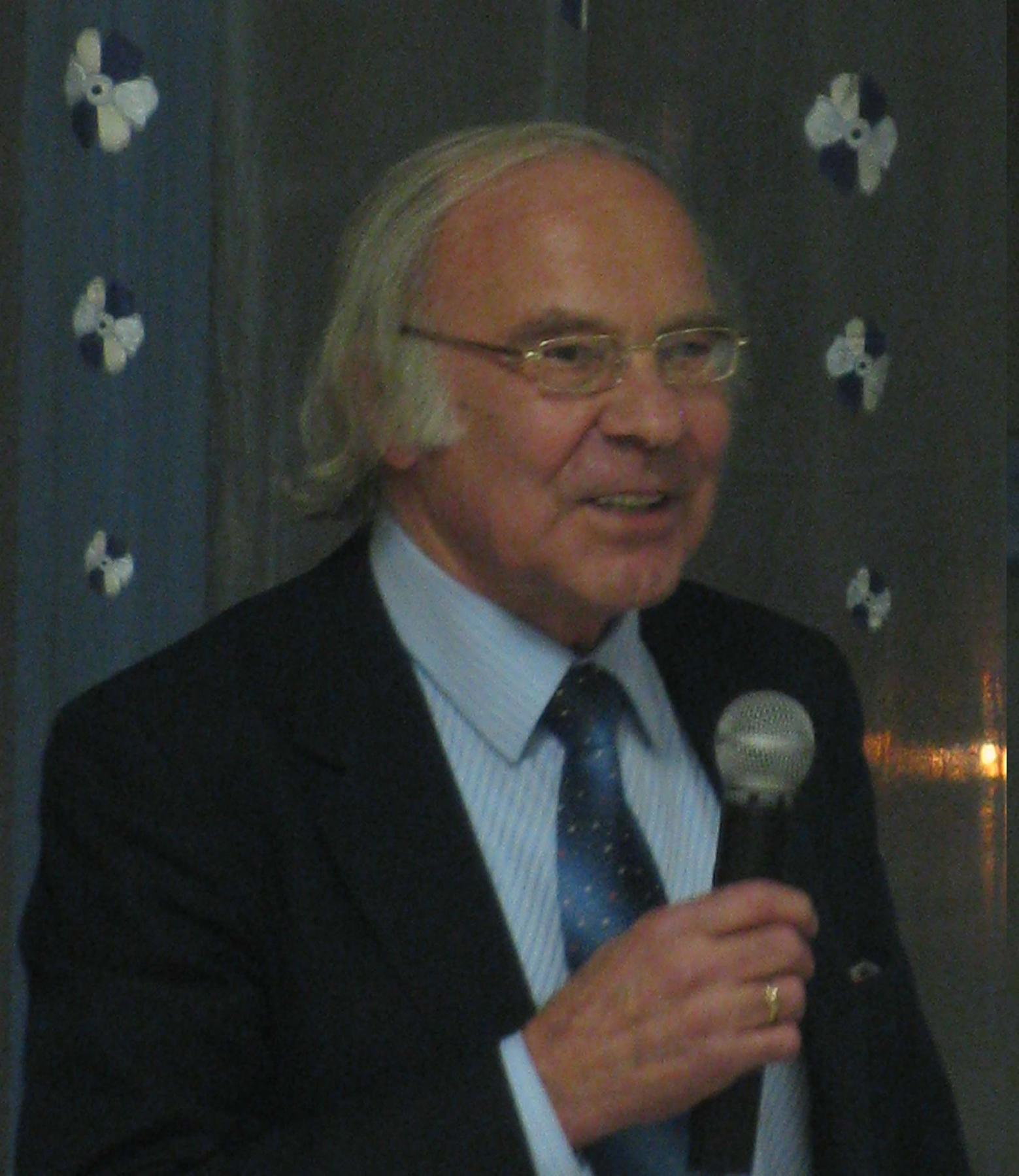 Поздравляем Виктора Ивановича Саврина с 75-летием!